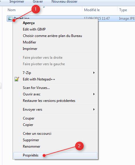 Visionneuse de photos Windows – Problème fonctions de rotation grisées 2