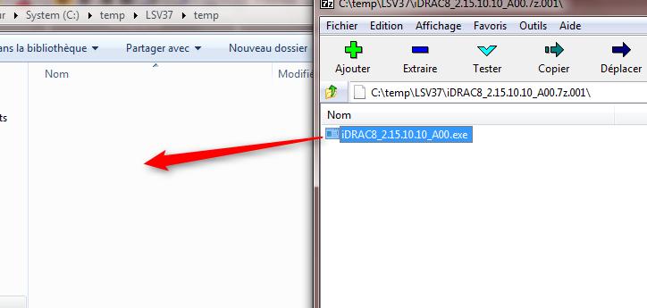 Diviser fichiers avec 7Zip 7